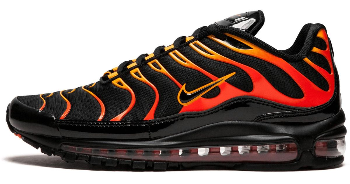 factory price 247e7 64a87 Nike Air Max 97 plus - Size 10.5 in Black for Men - Save 31% - Lyst