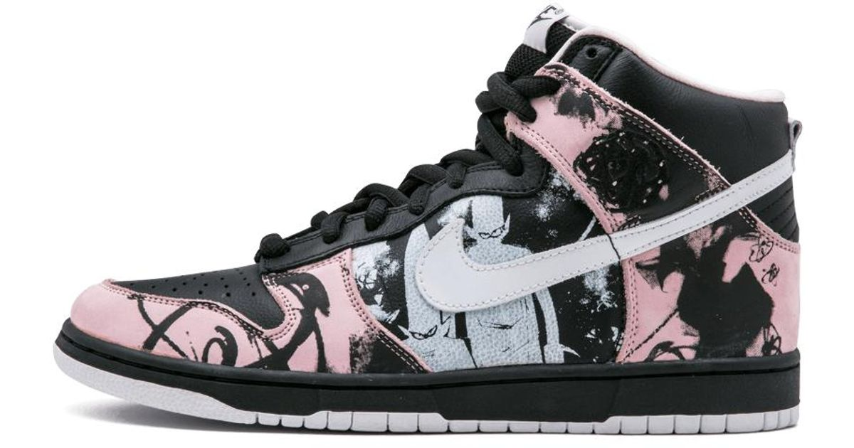 newest collection eeef0 78d55 Nike Black Dunk High Pro Sb Unkle for men
