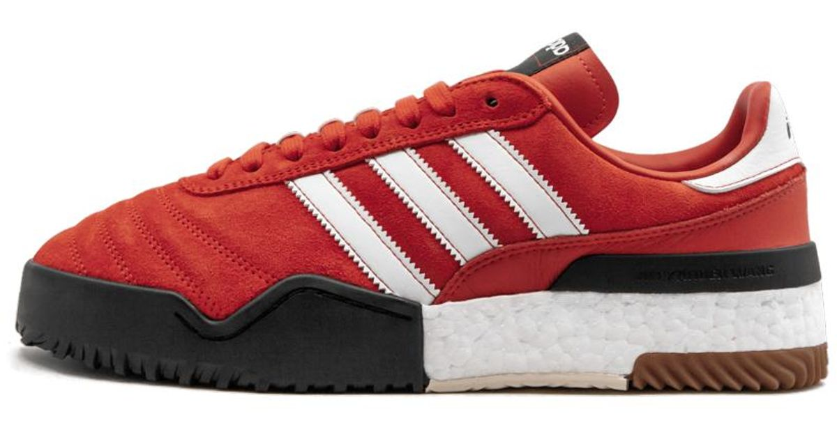 periódico coreano ganador  adidas Aw Bball Soccer Shoes - Size 7 in Red for Men - Lyst