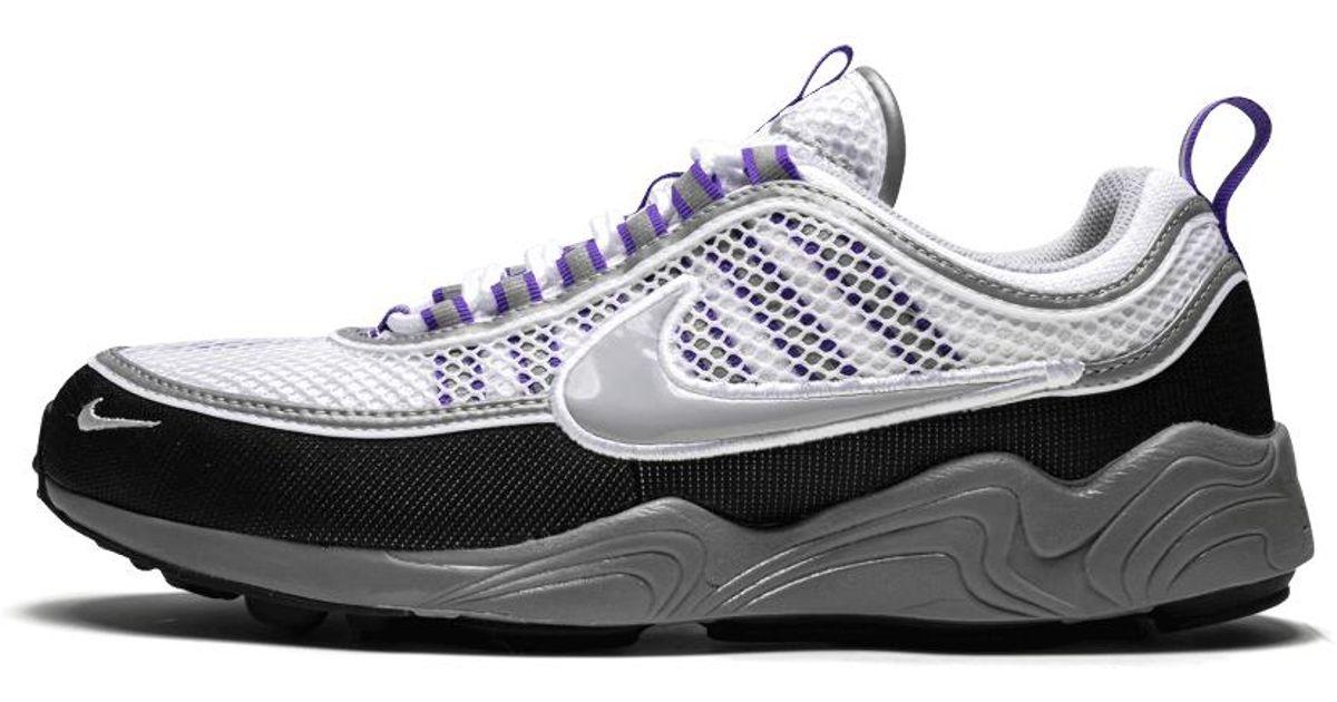 Nike Air Zoom Spiridon '16 in Black for