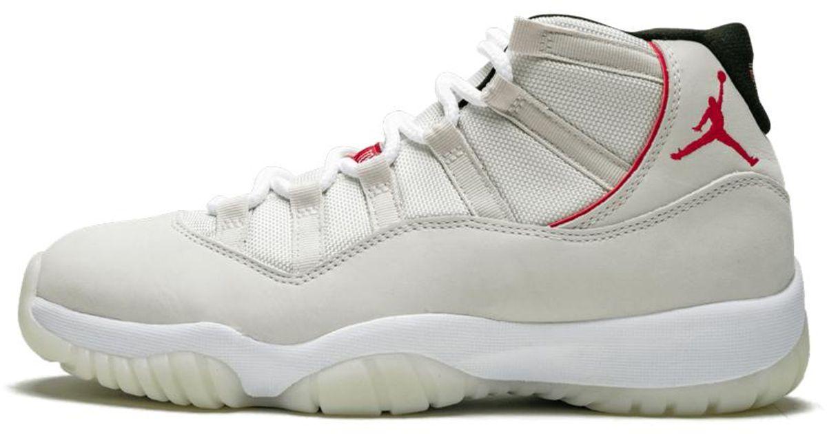 Nike Multicolor Air Jordan 11 Retro Fitness Shoes for men