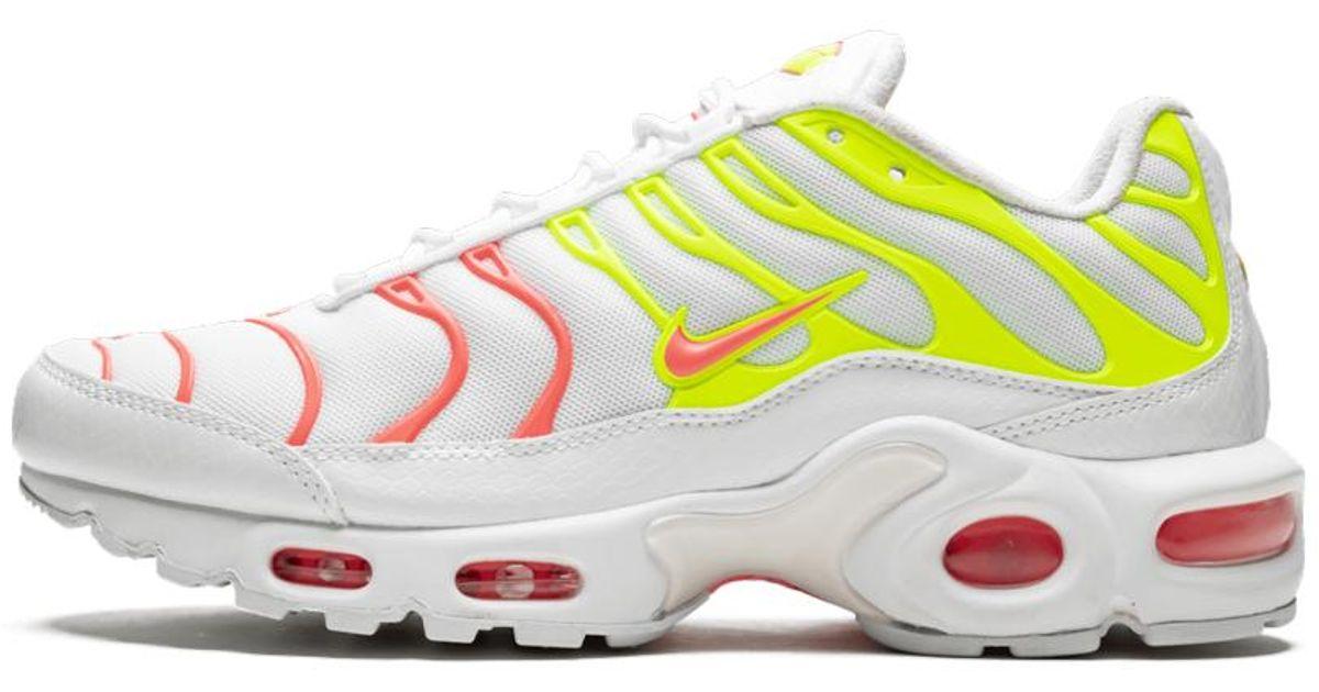 Nike Womens Air Max Plus Se 'hot Punch