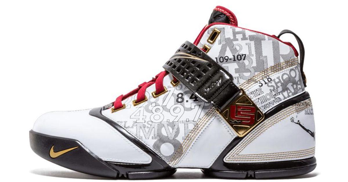 Nike Zoom Lebron 5 'mr. Basketball