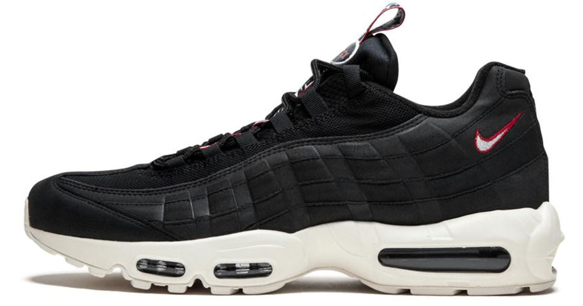 Nike Air Max 95 Tt Shoes - Size 13 in Black for Men - Lyst