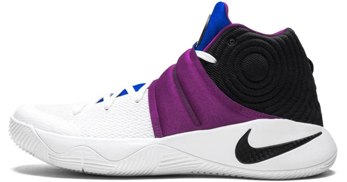 914f1c8318dc Lyst - Nike Kyrie 2 in White for Men