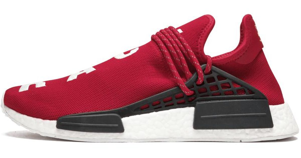 691305eef1616 Lyst - adidas Pw Human Race Nmd in Red for Men