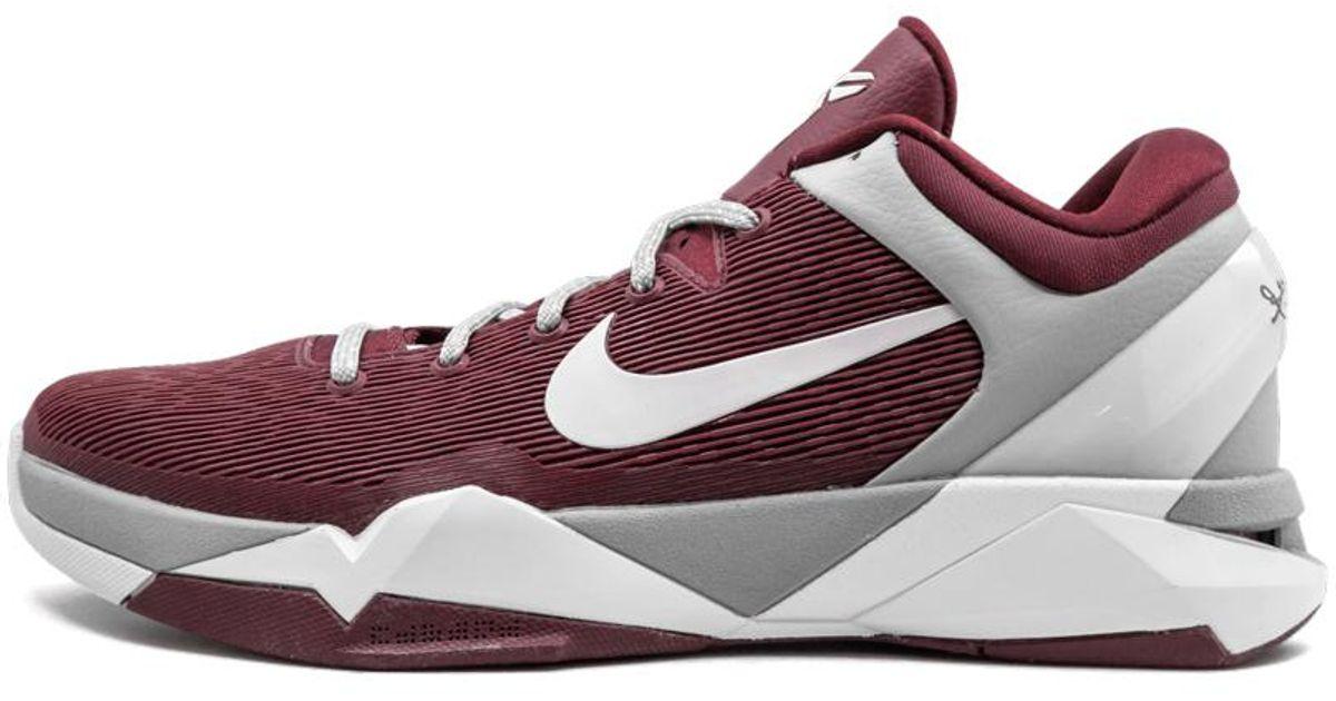 Nike Zoom Kobe 7 System 'lower Marion