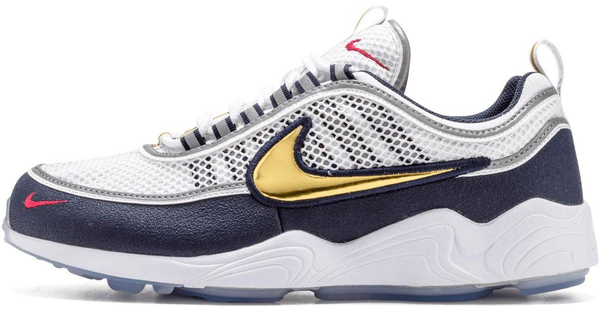 e3b2ec68ad510 Lyst - Nike Air Zoom Sprdn in White for Men