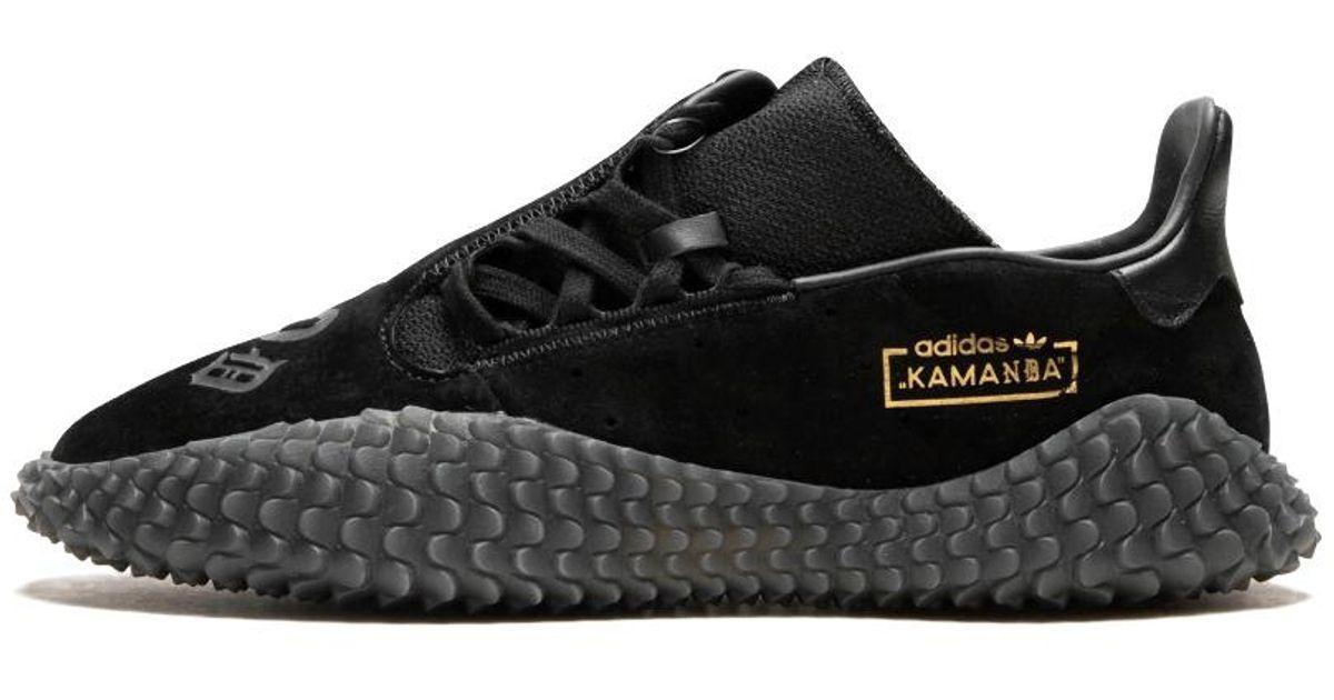 size 40 d0e0b d6a17 Adidas Black Kamanda 01 Nbhd