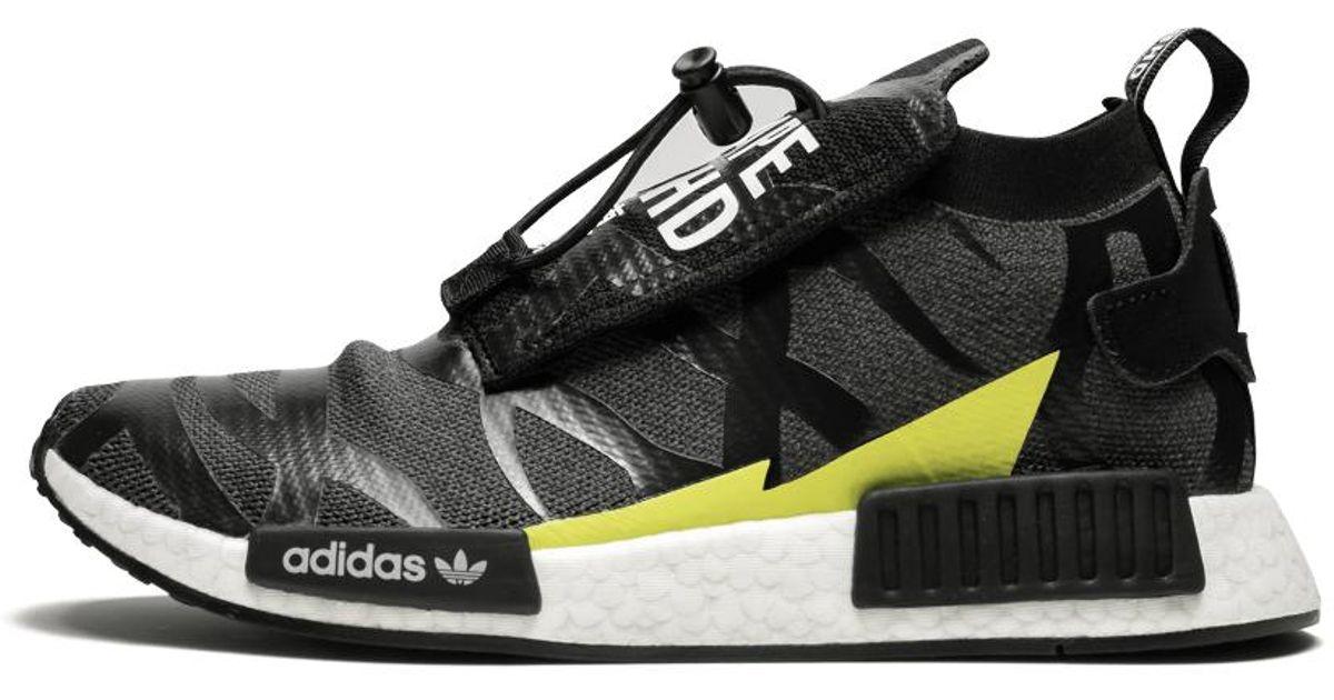 Adidas Black Nmd_ts1 Stlt