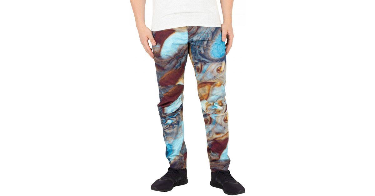 super popular aeeee a9bc9 Lyst - G-Star RAW Aero Blue Hazel Pharrell Williams X Elwood X52 3d Tapered  Jeans in Blue for Men