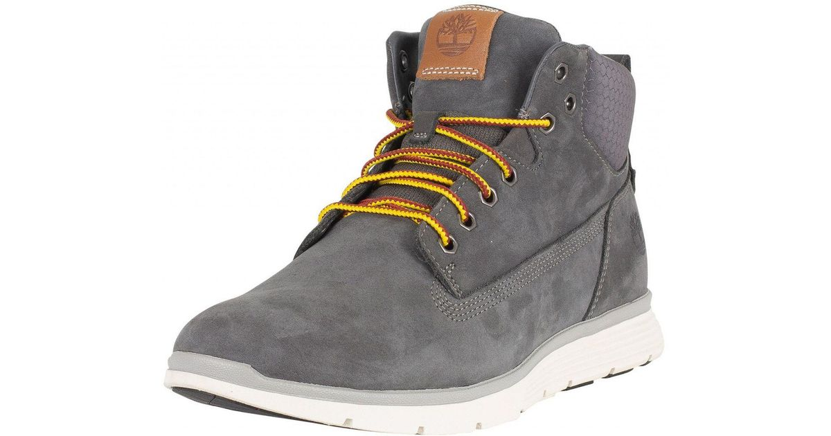 Gunmetal Killington Chukka Boots