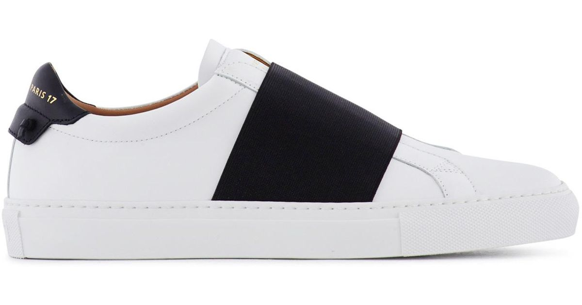 Givenchy Knots Elastic Band Leather