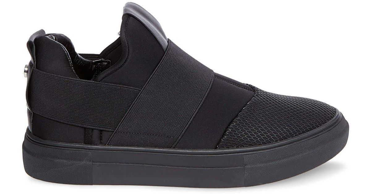 a2e09c6bee4 Lyst - Steve Madden Remote Sneaker in Black for Men - Save 44%
