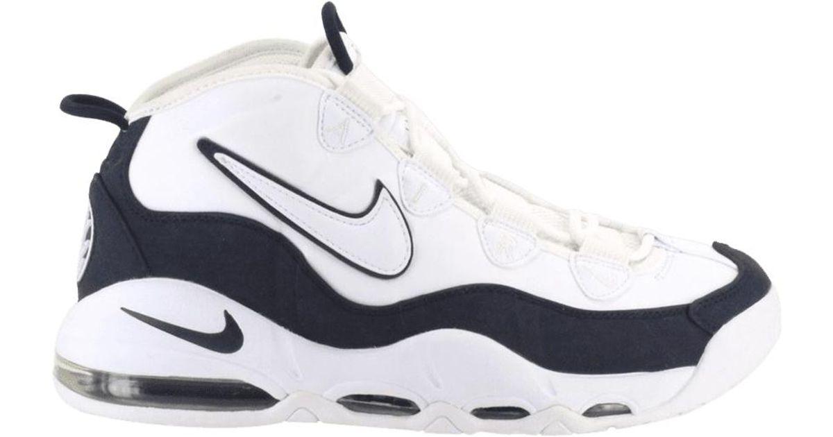 Nike Air Max Uptempo 95 White Obsidian