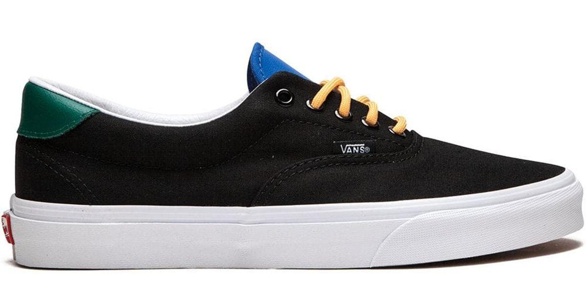 Vans Era 59 Yacht Club Black for Men - Lyst