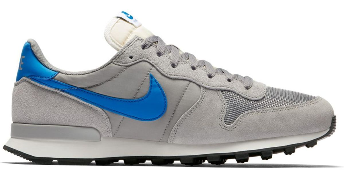 where to buy release date 2018 shoes Nike Air Internationalist Matte Silver Blue Spark for men