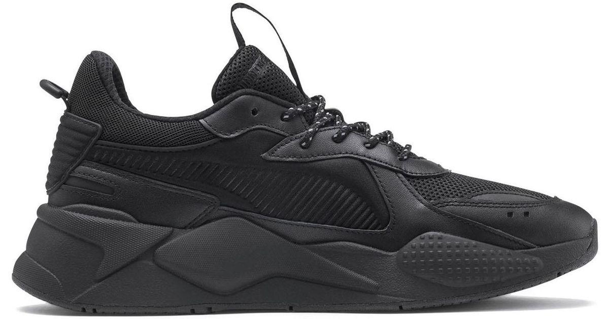 PUMA Rs-x Softcase Triple Black for Men