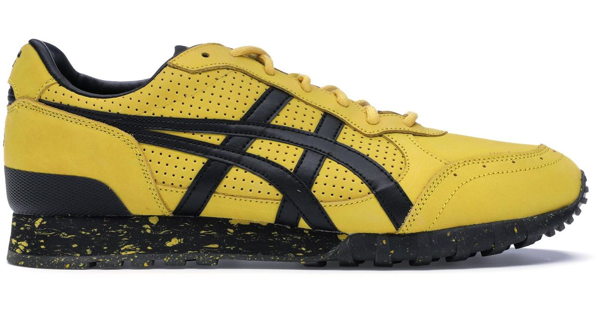 los angeles 6effa 237e5 Asics Yellow Onitsuka Tiger Colorado 85 Bait Bruce Lee for men