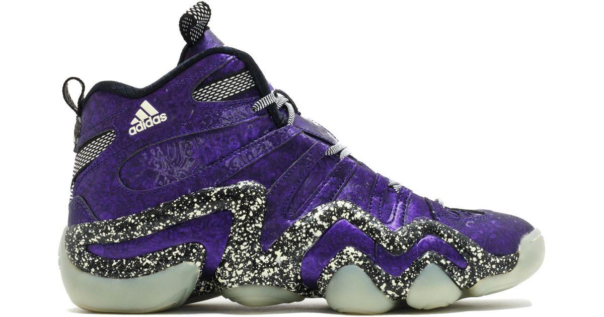 adidas crazy 8 purple