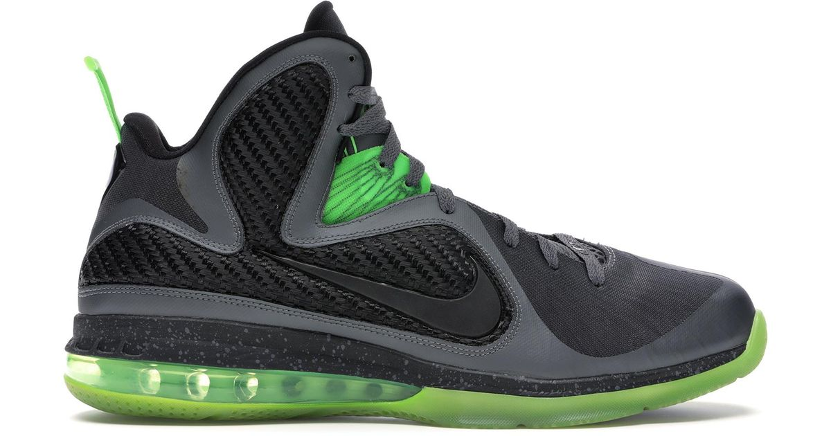 Nike Lebron 9 Dunkman in Gray for Men