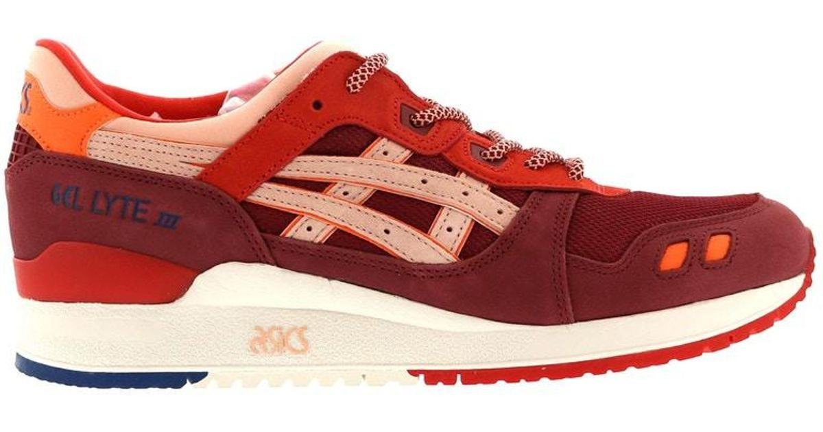 save off 7b65a 4e421 Asics Multicolor Gel-lyte Iii Ronnie Fieg Volcano 2.0 for men