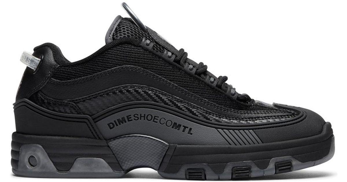 DC Shoes Dc Legacy 1 Dime Black for Men
