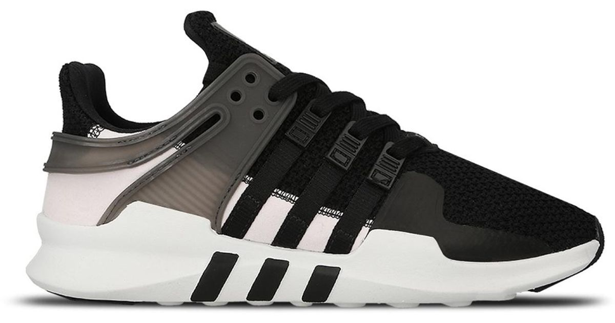 Adidas Eqt Support Adv Core Black Clear Pink (w)