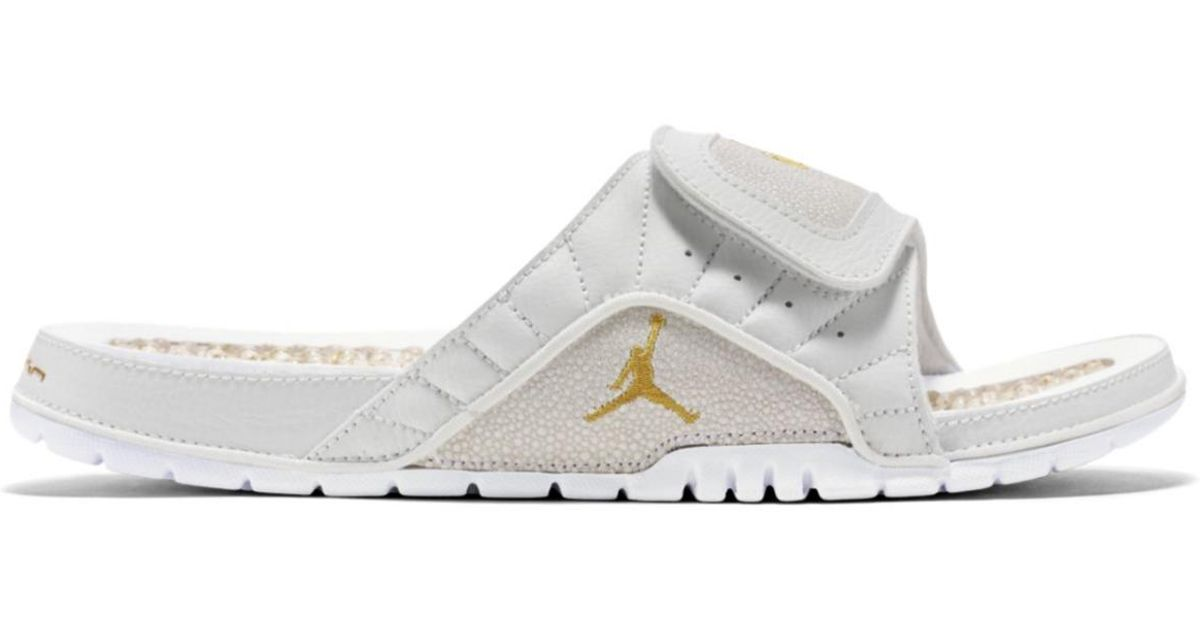 info for 6b8b6 36df6 Nike White Hydro Slide Retro 12 Ovo for men