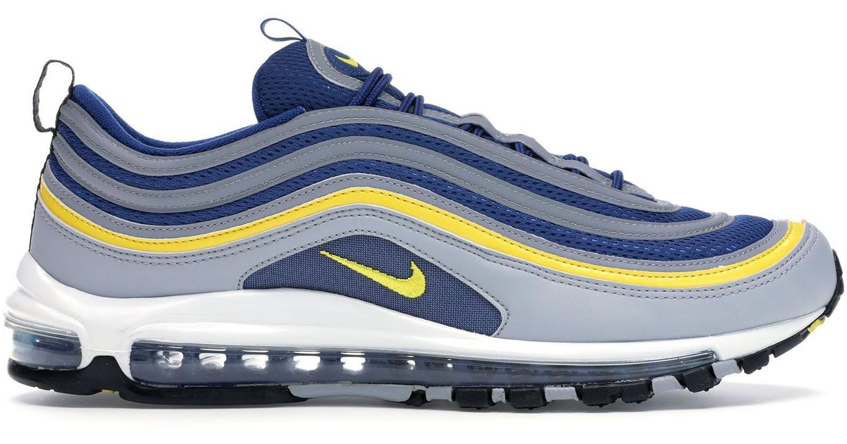 Nike Air Max 97 Michigan in Blue for