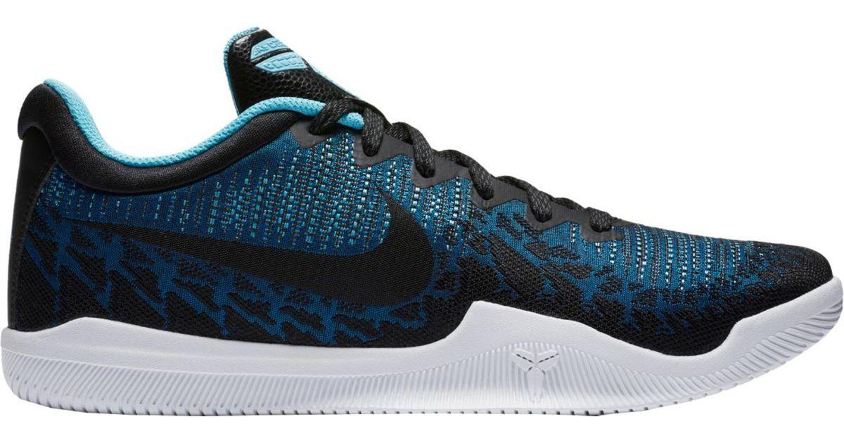 Nike Mamba Rage Blue Nebula for Men - Lyst