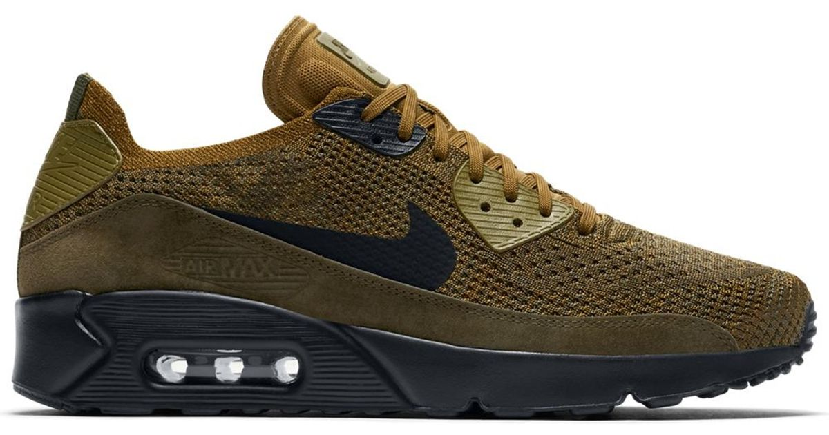 Nike Air Max 90 Ultra 2.0 Flyknit Olive