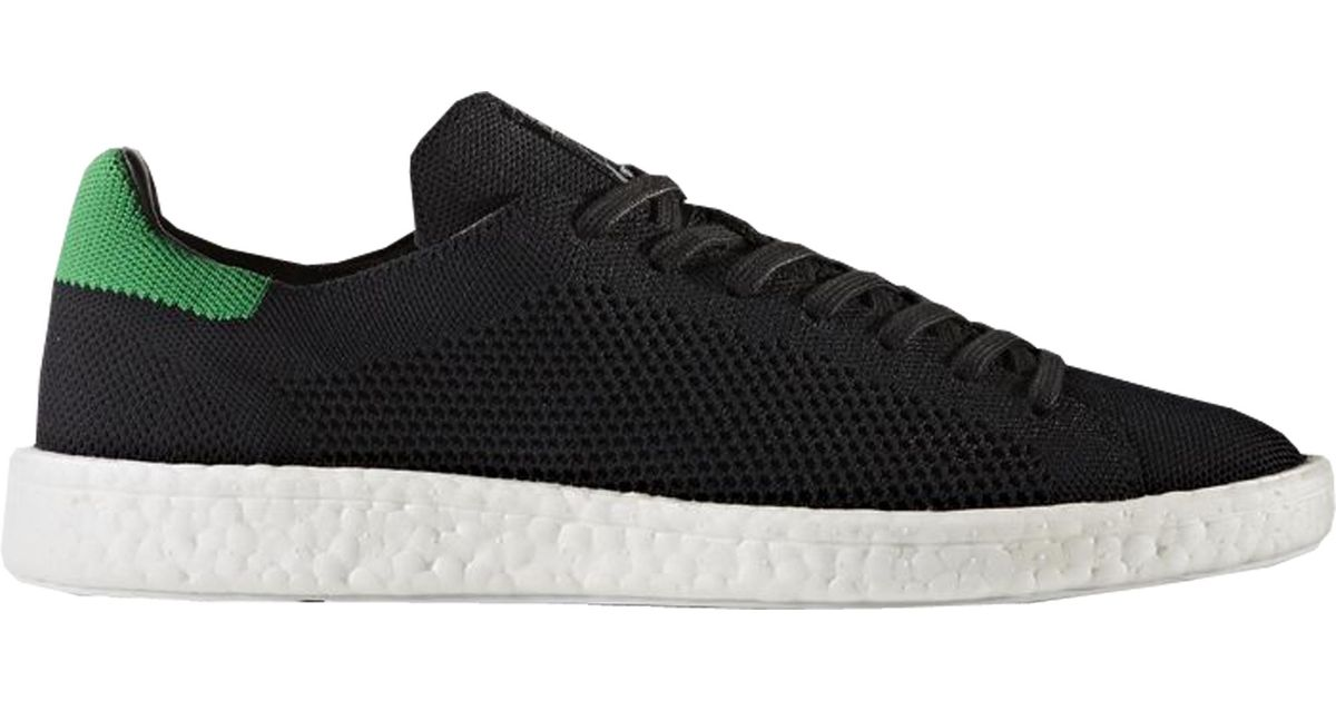 adidas Stan Smith Boost Primeknit Black