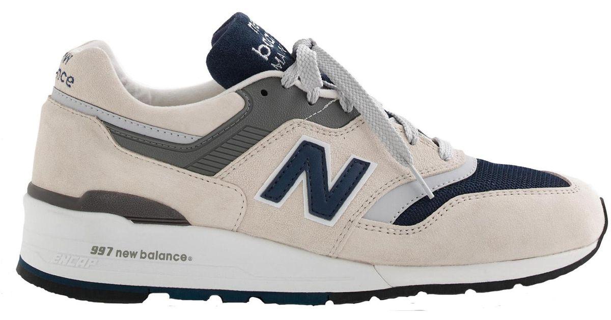 new balance 997 j crew