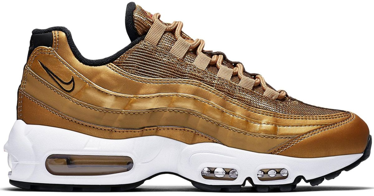 air max 95 donna metallic