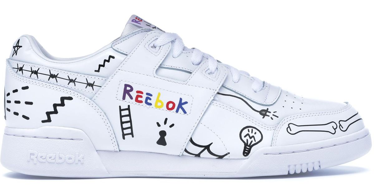 Reebok Workout Plus Trouble Andrew 3:am