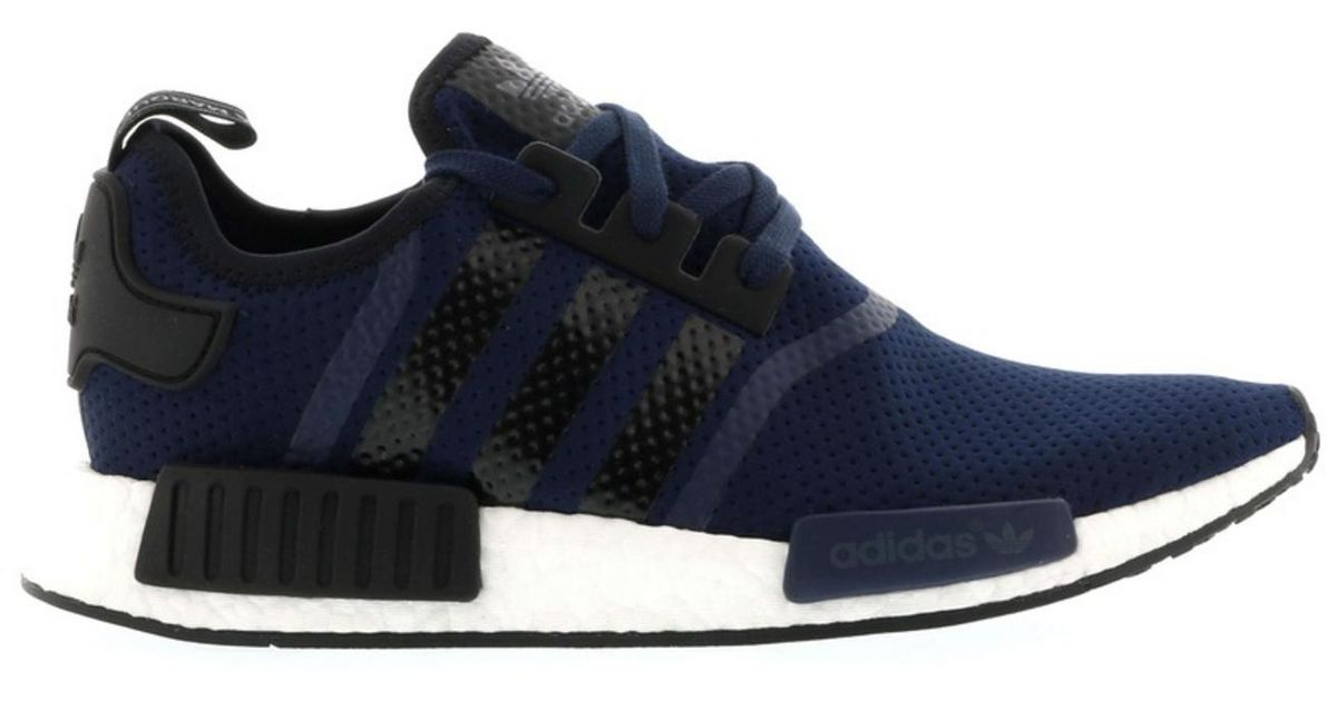 new york eaed3 94d97 Adidas Blue Nmd R1 Jd Sports Navy for men