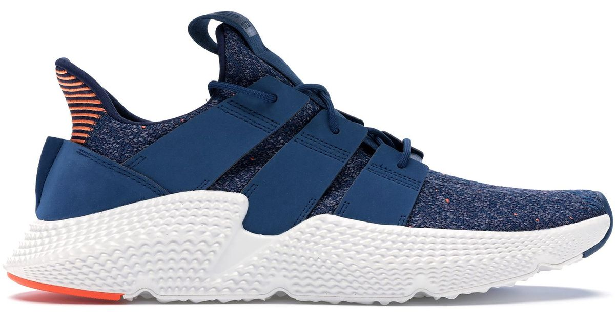 adidas Prophere Blue Night for Men - Lyst