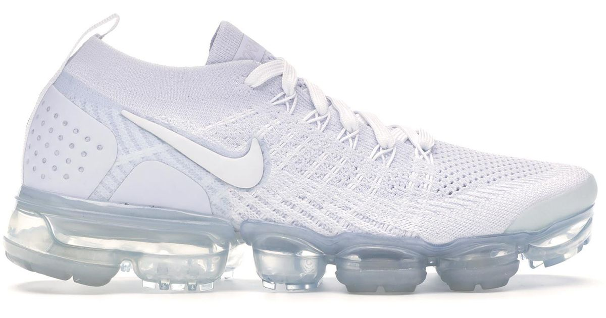 new product 68183 d0539 Nike Air Vapormax 2 White Pure Platinum (w)