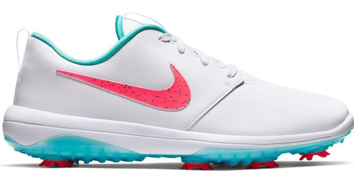 Nike Roshe G Tour White Hot Punch For Men Lyst