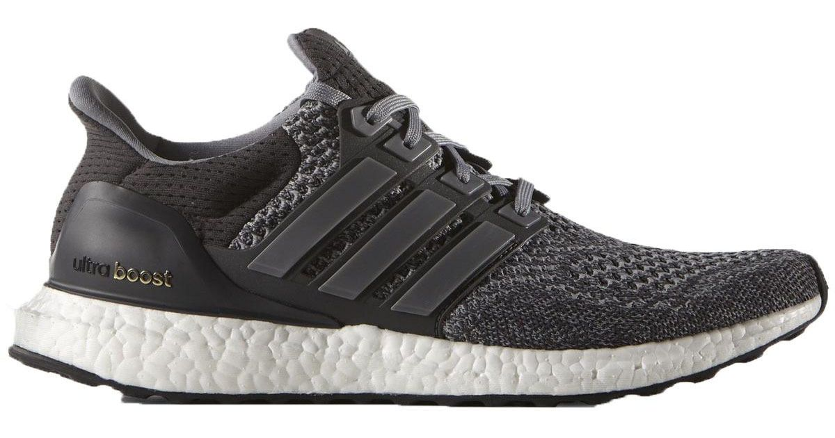 Adidas Gray Ultra Boost 1.0 Mystery Grey for men
