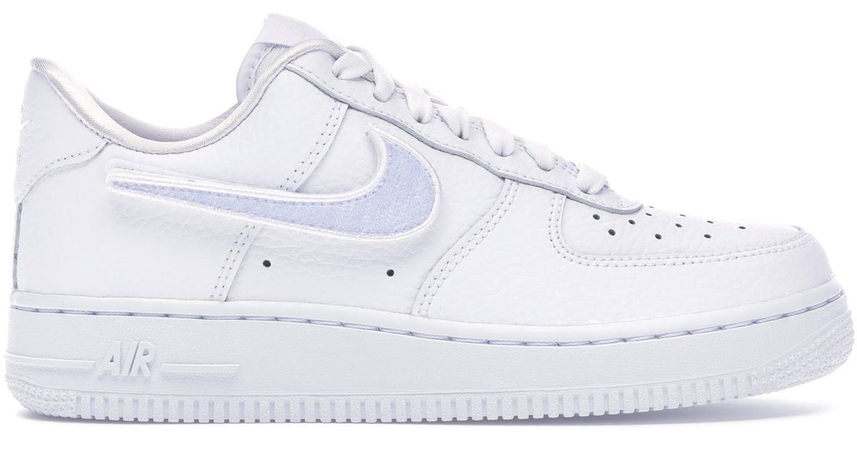 Nike White Air Force 1 Low 1 100 (w)
