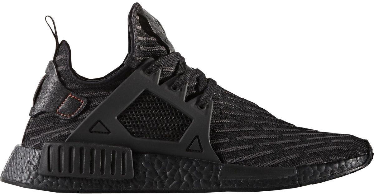 Adidas Nmd Xr1 Triple Black for men