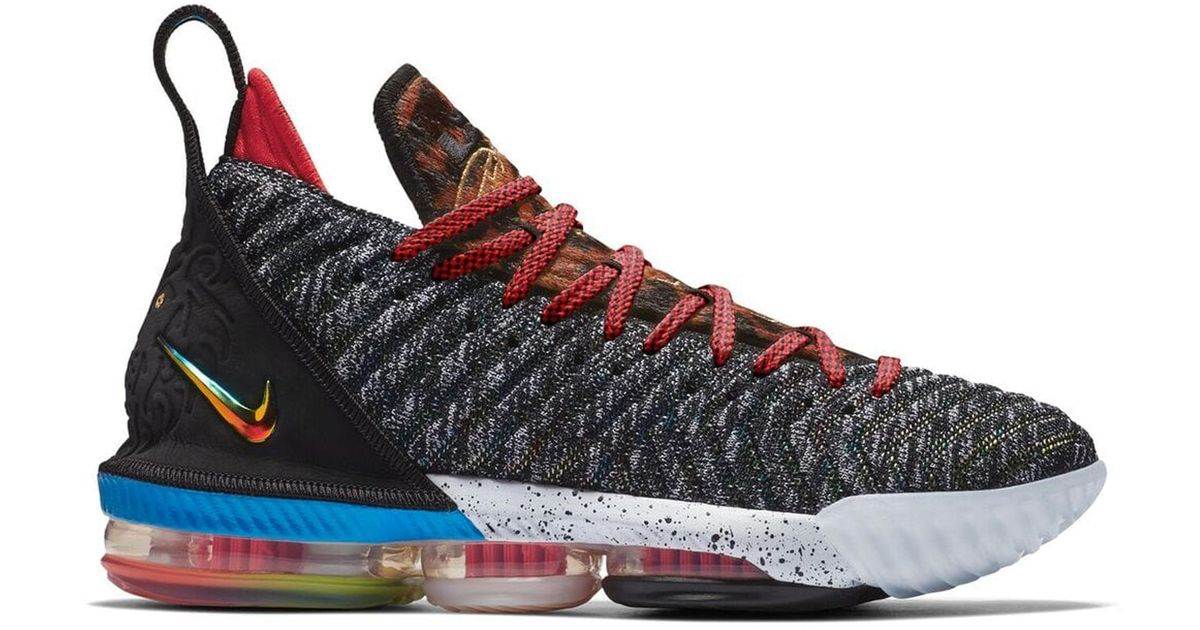 innovative design 97993 a3152 Nike Multicolor Lebron 16 1 Thru 5 (what The) for men