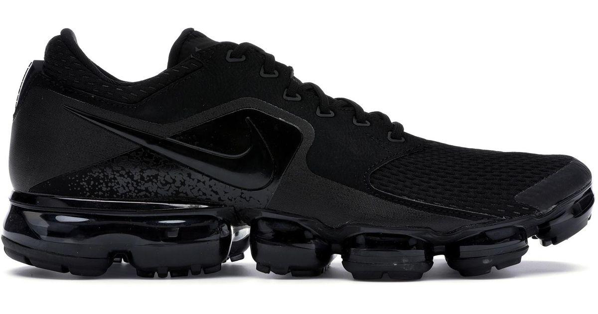 exclusive range uk cheap sale authorized site Nike Air Vapormax Cs Triple Black for Men - Lyst