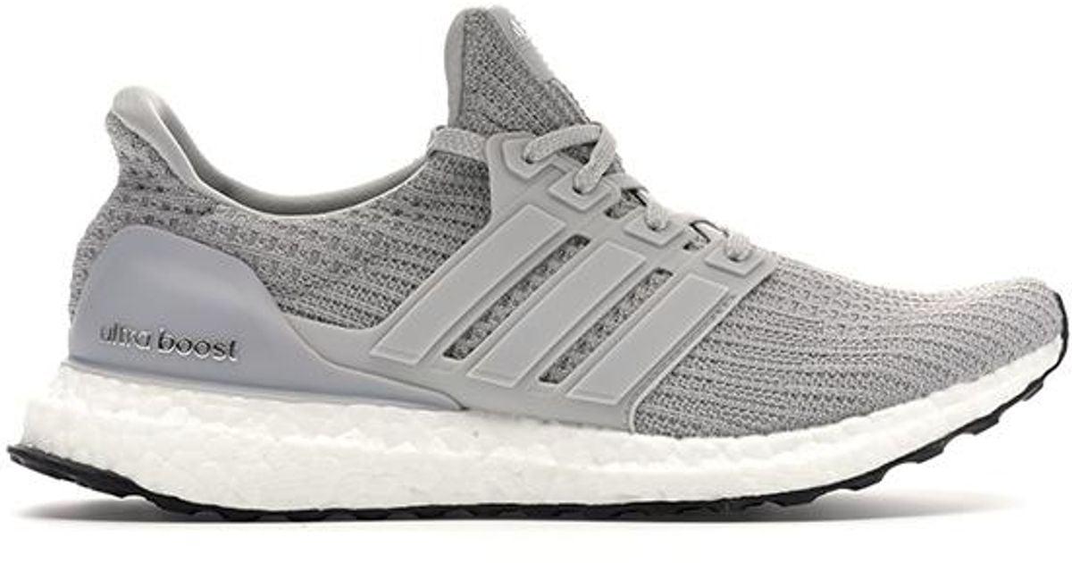 adidas Ultra Boost 4.0 Grey Three in