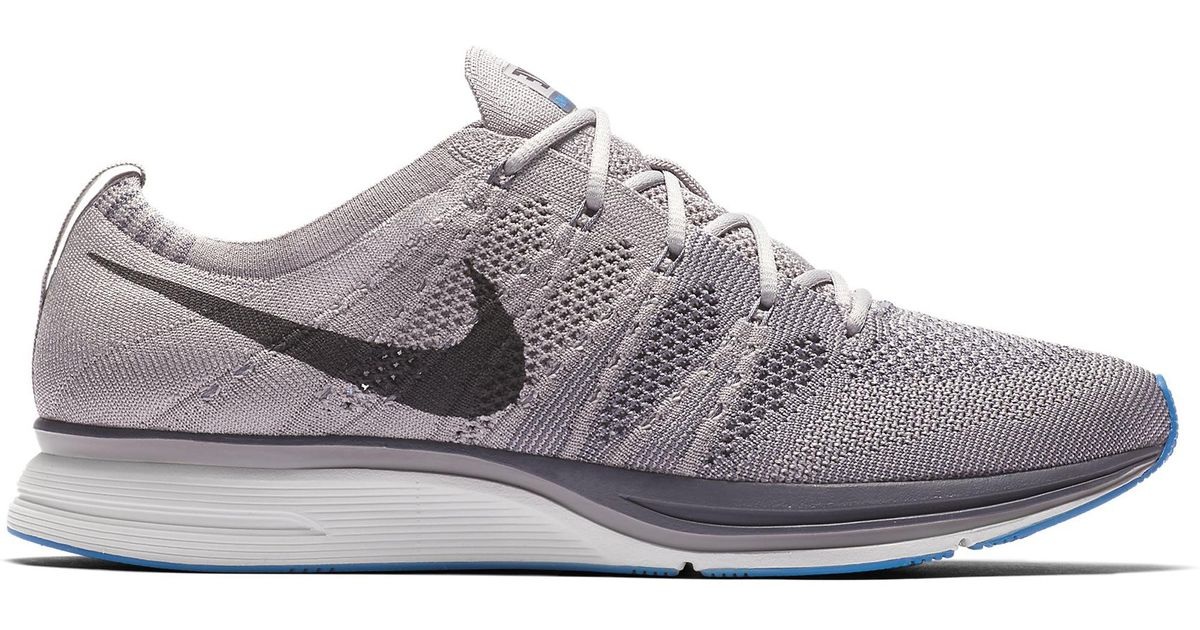 amazing selection outlet boutique best loved Nike Flyknit Trainer Atmosphere Grey in Gray for Men - Lyst