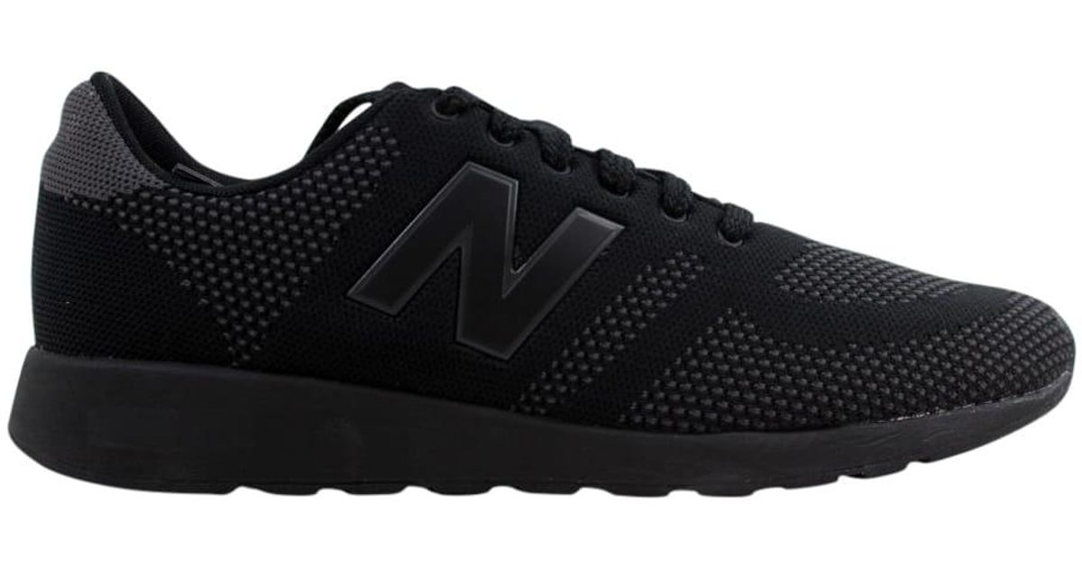 New Balance 420 Engineered Knit Black for Men - Lyst