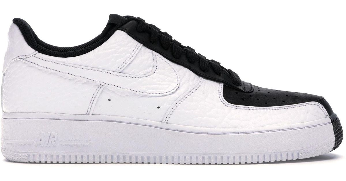 Nike Air Force 1 Low Split White Black