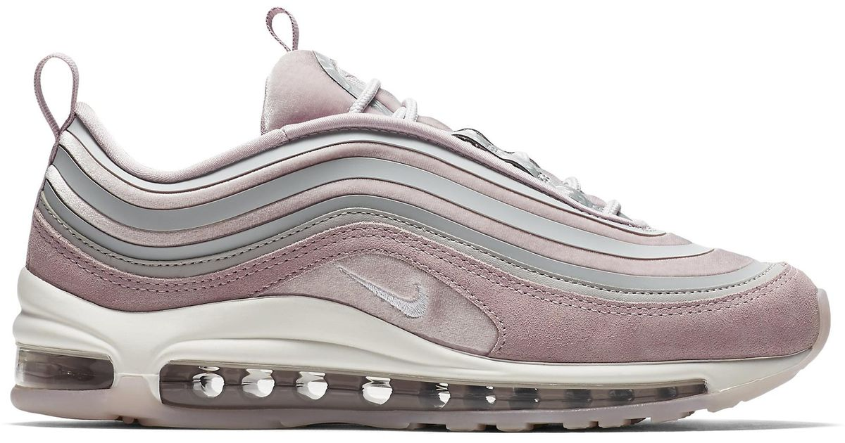 nike air max 97 se particle rose glitter
